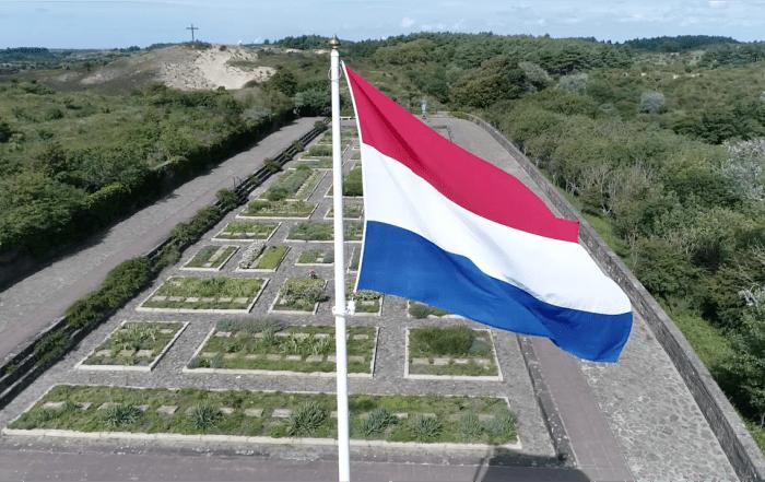 Eereebegraafplaats Bloemendaal Overveen