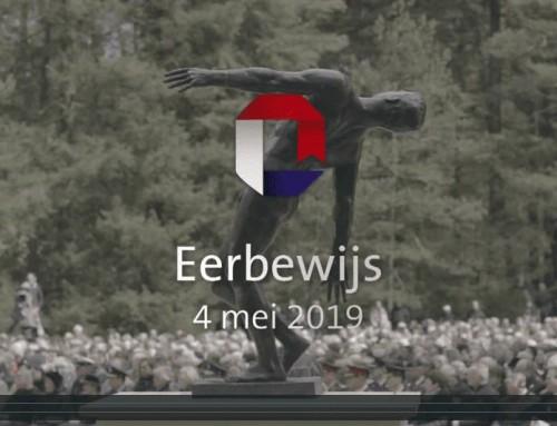 Eerbewijs 4 mei 2019