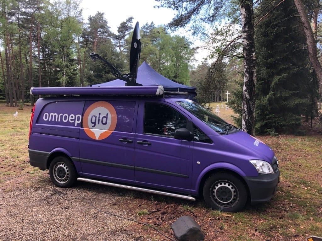Omroep Gelderland Geef Een gezicht Streaming Facebook