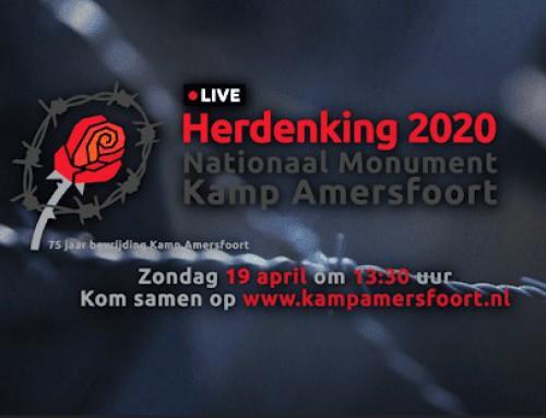 Kamp Amersfoort 19 april 2020