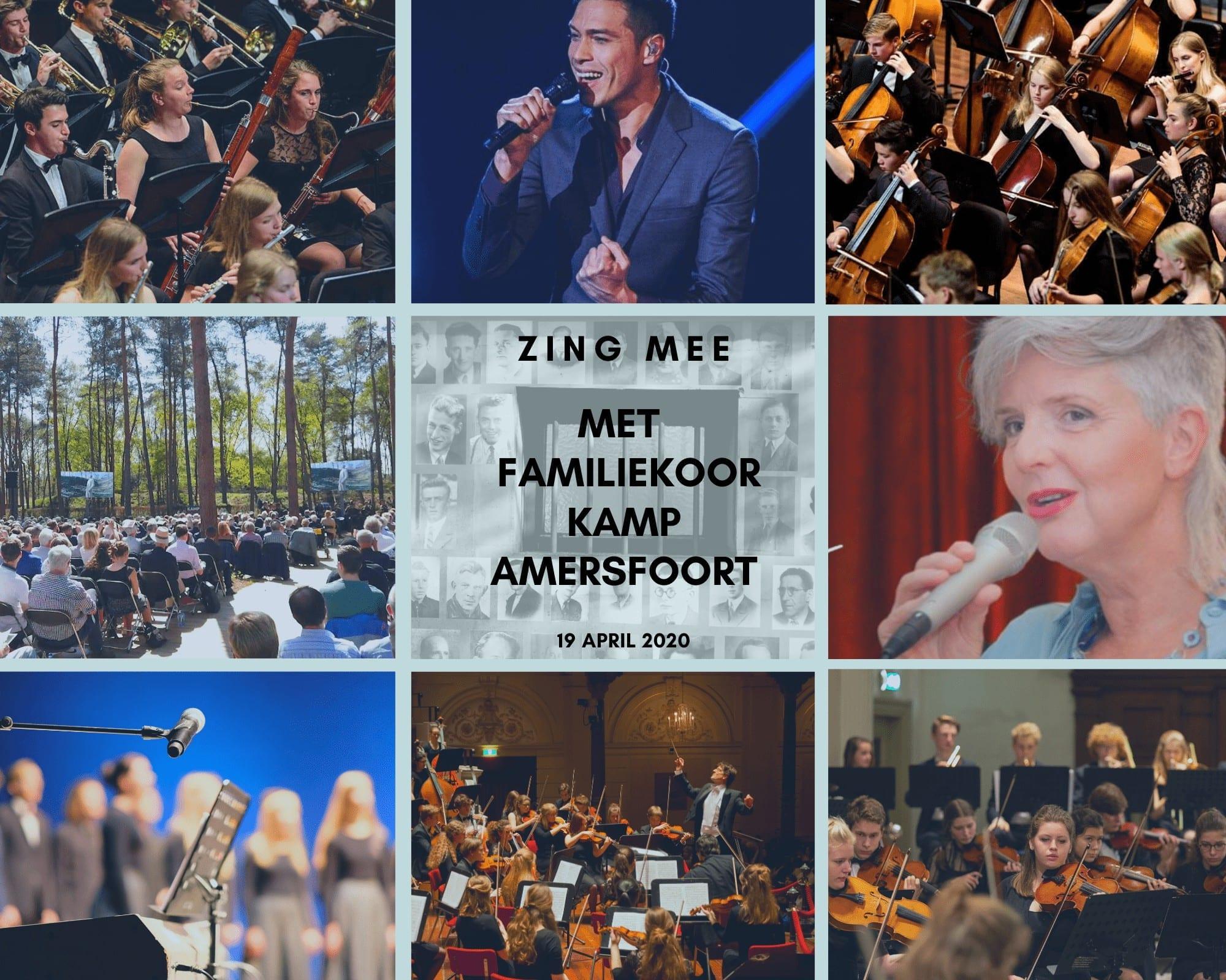 Kamp Amersfoort Koor 2020