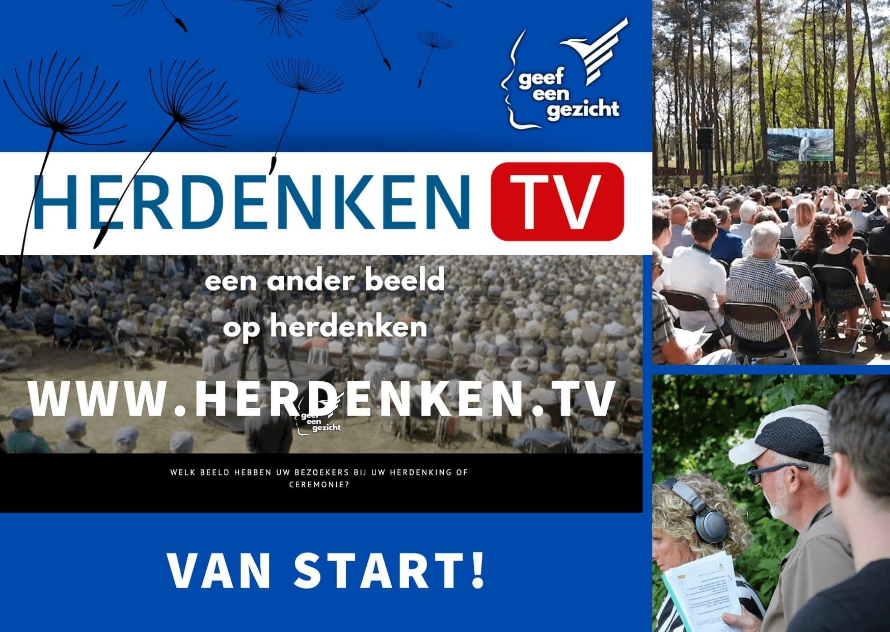 herdenken.tv van start