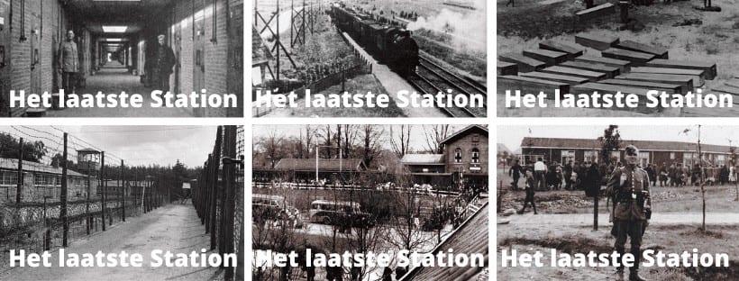 Het Laatste Station Geef Een Gezicht