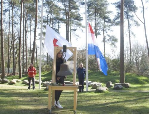 Primeur voor herdenking 75 vrijheid Kamp Amersfoort