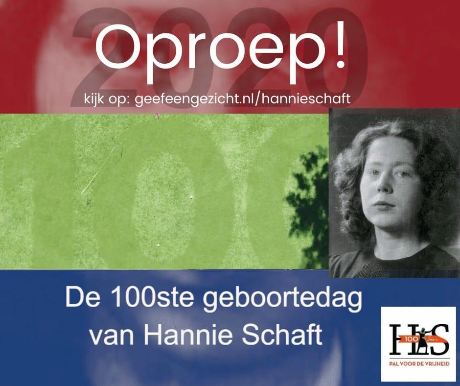 Hannie Schaft krijgt een gezicht