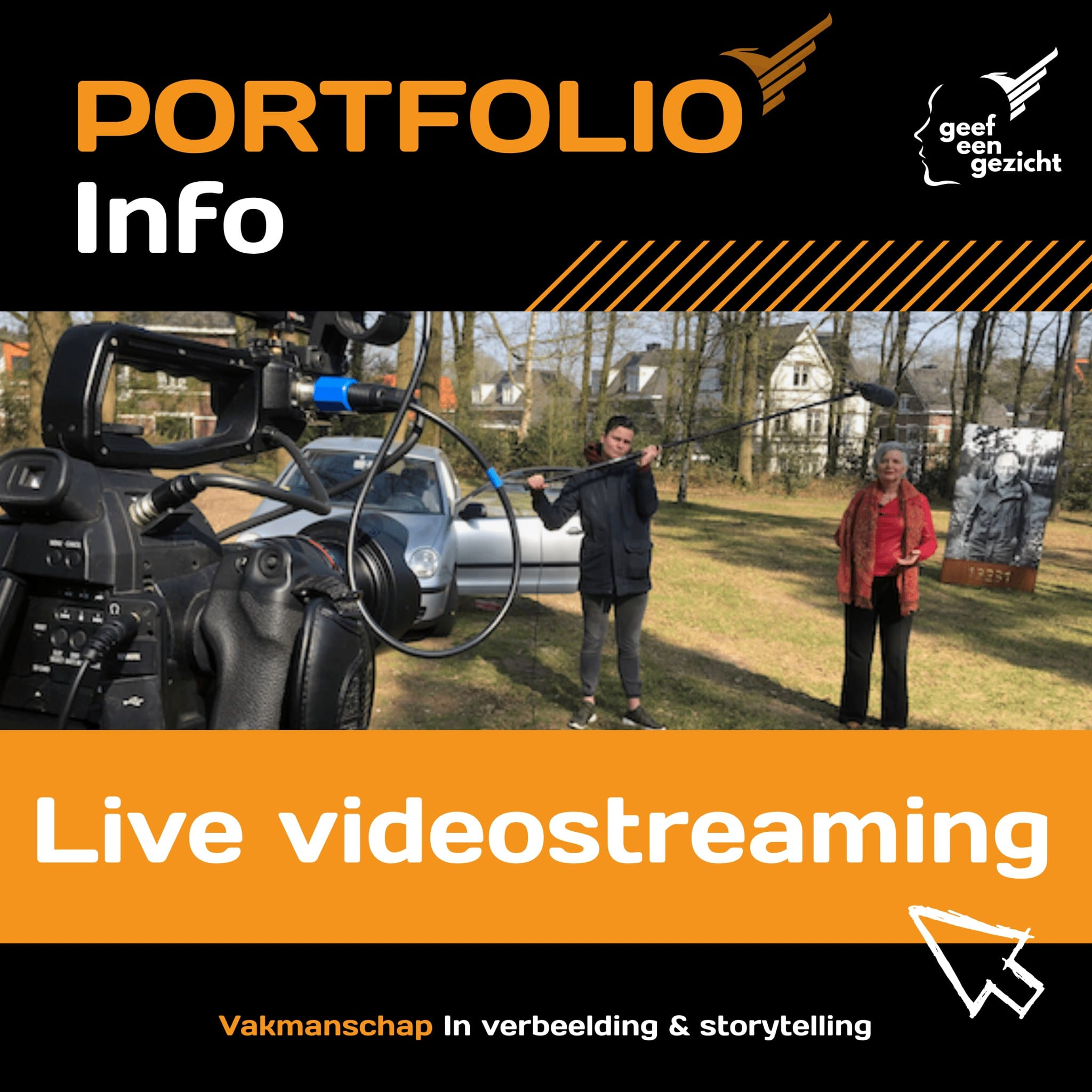 Live videostreaming