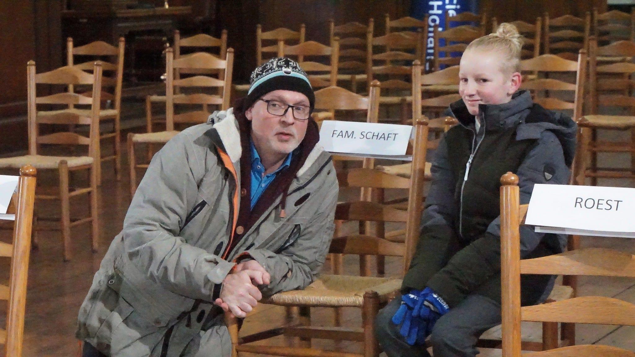 Dennis Brussaard regisseur Geef Een Gezicht met Quinn Schaft 100 Jaar Hannie Schaft