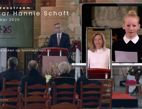 100 jaar Hannie Schaft met vicepremier Kajsa Ollongren