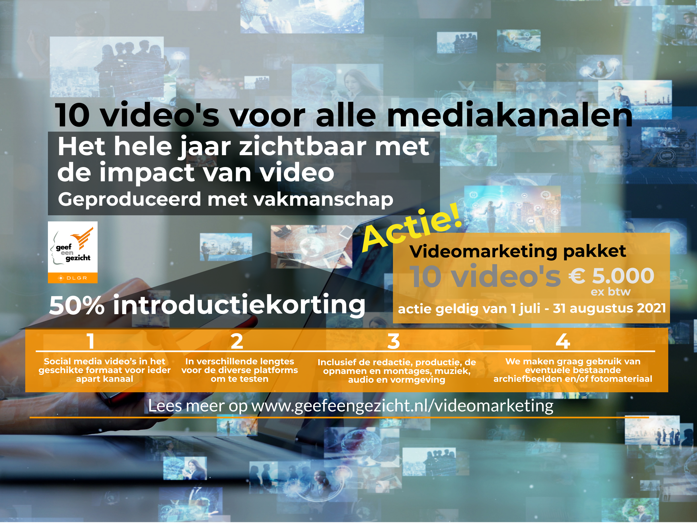 professionals in videomarketing